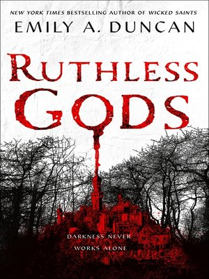 cover image of Ruthless Gods