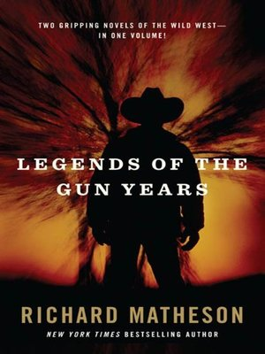cover image of Legends of the Gun Years
