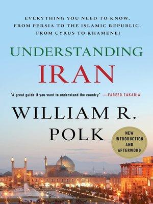 cover image of Understanding Iran
