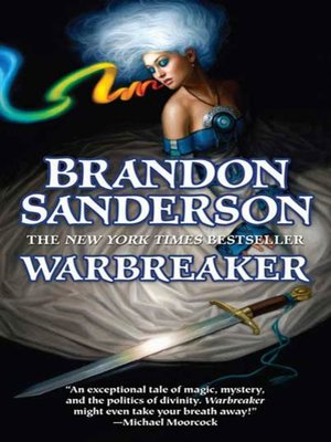 cover image of Warbreaker
