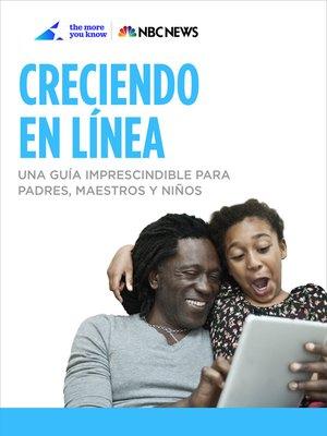 cover image of Creciendo En Línea