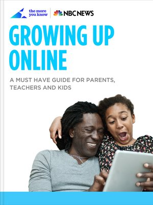 cover image of Growing Up Online