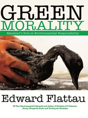 cover image of Green Morality