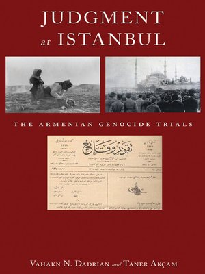 cover image of Judgment At Istanbul