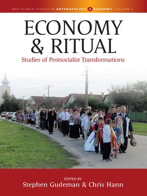 cover image of Economy and Ritual