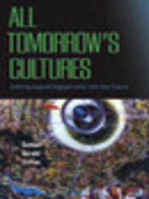 cover image of All Tomorrow's Cultures