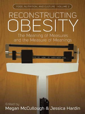 cover image of Reconstructing Obesity