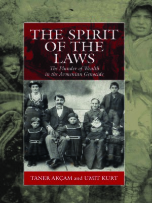 cover image of The Spirit of the Laws