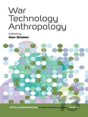 cover image of War, Technology, Anthropology