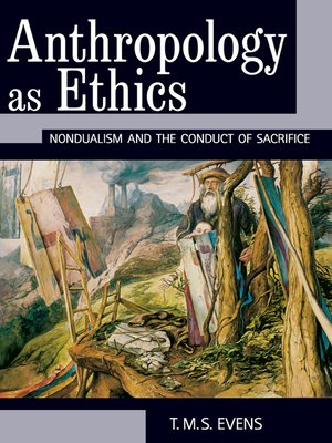 cover image of Anthropology As Ethics