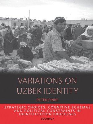 cover image of Variations On Uzbek Identity