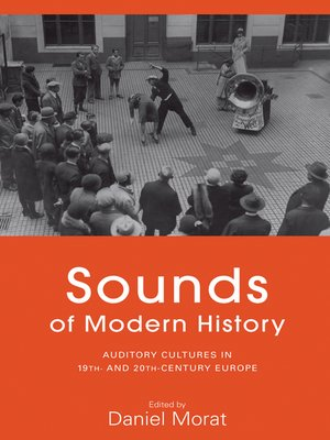 cover image of Sounds of Modern History