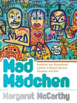 cover image of Mad Mädchen