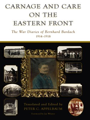 cover image of Carnage and Care on the Eastern Front