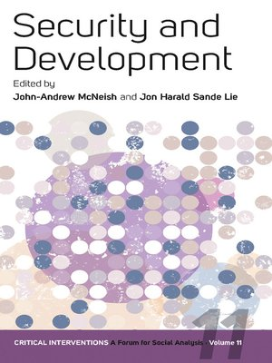 cover image of Security & Development