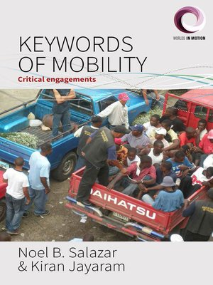 cover image of Keywords of Mobility