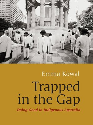 cover image of Trapped in the Gap