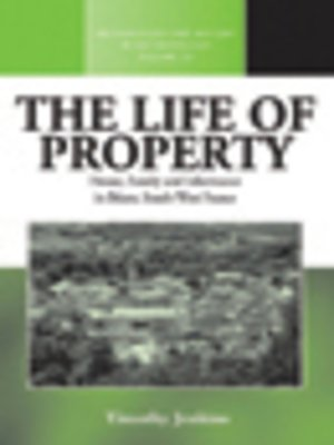 cover image of The Life Of Property