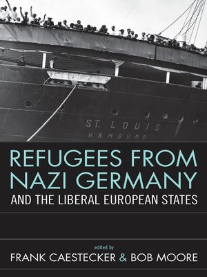 cover image of Refugees From Nazi Germany and the Liberal European States