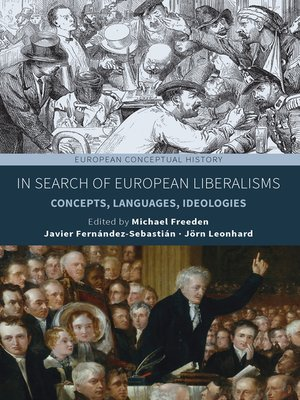 cover image of In Search of European Liberalisms