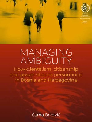 the power of ambiguity We argue that the power of majority opinion is magnified by the inferential  devices that citizens use to reach judgments in the face of ambiguous political.