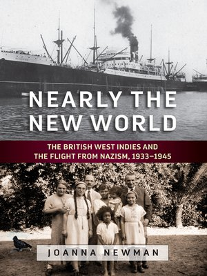 cover image of Nearly the New World