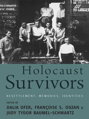 cover image of Holocaust Survivors