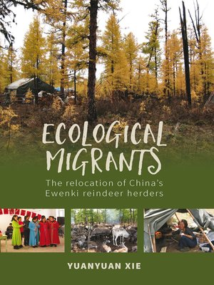 cover image of Ecological Migrants