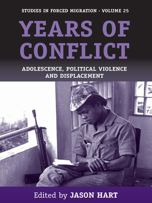 cover image of Years Of Conflict