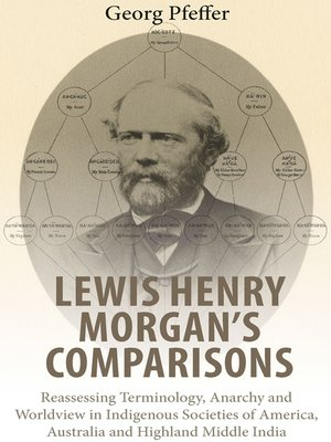 cover image of Lewis Henry Morgan's Comparisons