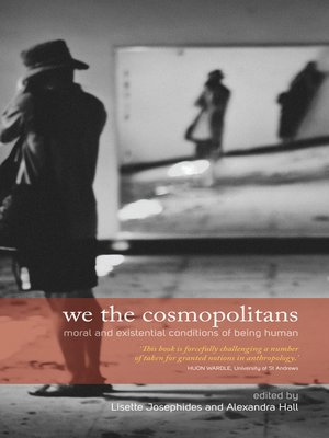 cover image of We The Cosmopolitans