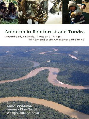 cover image of Animism In Rainforest And Tundra