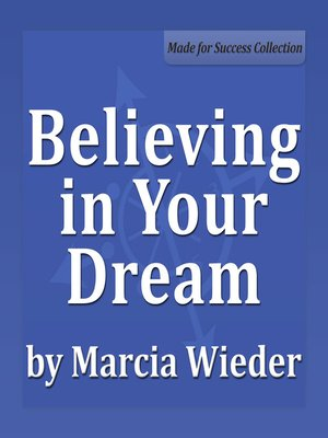 cover image of Believing in Your Dream