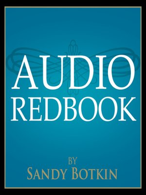 cover image of Audio Redbook