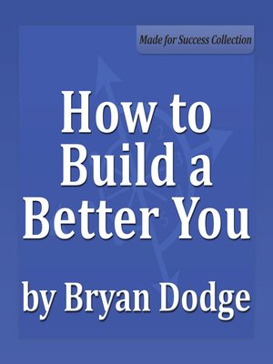cover image of How to Build a Better You