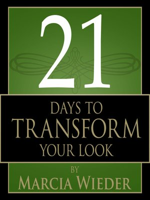 cover image of 21 Days to Transform Your Look