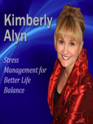 cover image of Stress Management for Better Life Balance