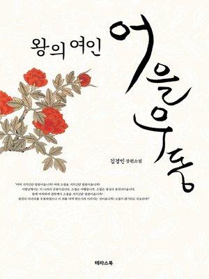 cover image of 왕의 여인 어을우동