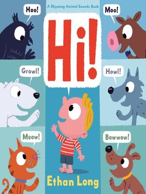cover image of Hi!