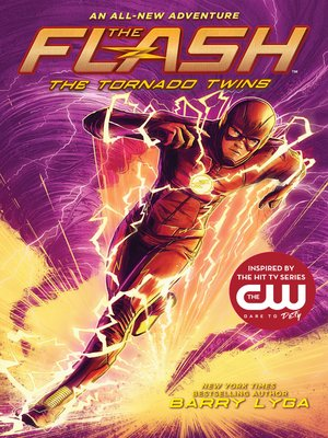 cover image of The Flash: The Tornado Twins