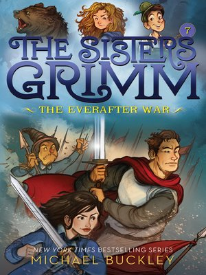 cover image of The Everafter War