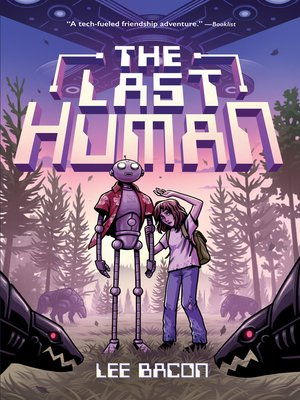 cover image of The Last Human