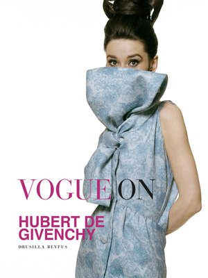 cover image of Vogue on Hubert de Givenchy