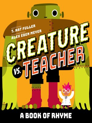 cover image of Creature vs. Teacher
