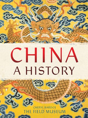cover image of China: A History