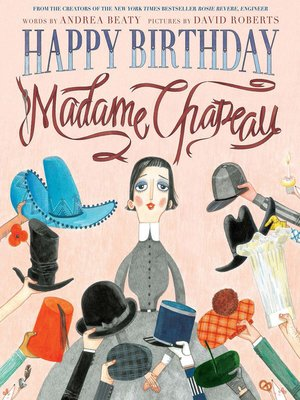 cover image of Happy Birthday, Madame Chapeau