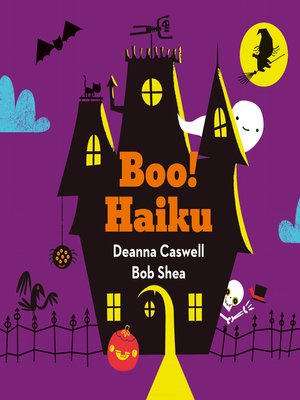 cover image of Boo! Haiku