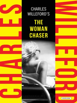 cover image of The Woman Chaser
