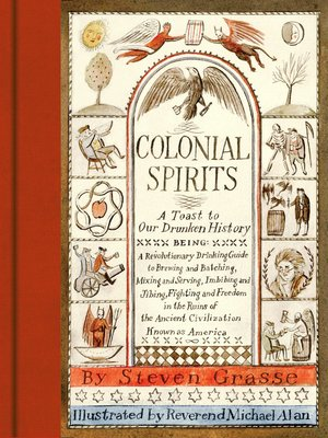 cover image of Colonial Spirits