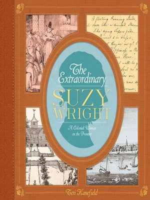 cover image of The Extraordinary Suzy Wright